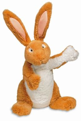 Guess How Much I Love You: Large Poseable Nutbrown Hare