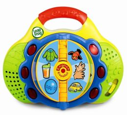 LeapFrog Learn & Groove First Words Radio - refresh