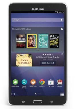 Samsung Galaxy Tab 4 NOOK 7