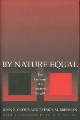 By Nature Equal: The Anatomy of a Western Insight