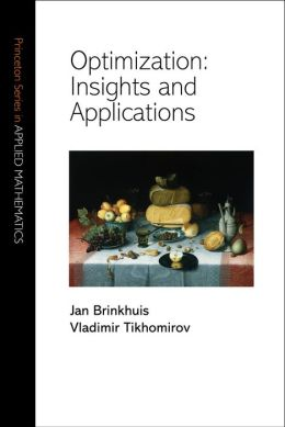 Optimization: Insights and Applications: Insights and Applications