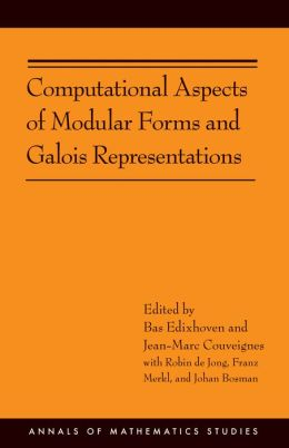 Computational Aspects of Modular Forms and Galois Representations: How One Can Compute in Polynomial Time the Value of Ramanujan's Tau at a Prime (AM-176)