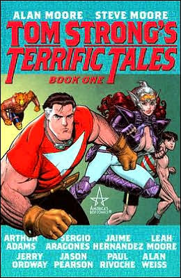 Tom Strong's Terrific Tales, Volume 1