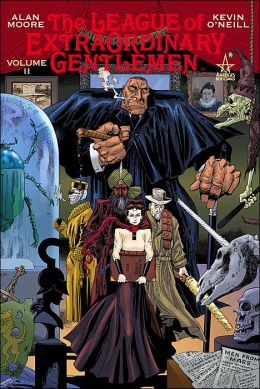 The League of Extraordinary Gentlemen, Volume 2