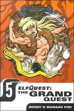 ElfQuest: The Grand Quest, Volume 5