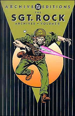 Sgt. Rock Archives Volume 2