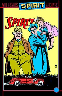 The Spirit Archives, Volume 15