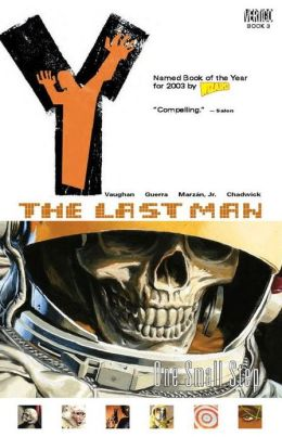 Y: The Last Man, Volume 3: One Small Step