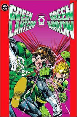 Green Lantern/Green Arrow Collection, Volume 2