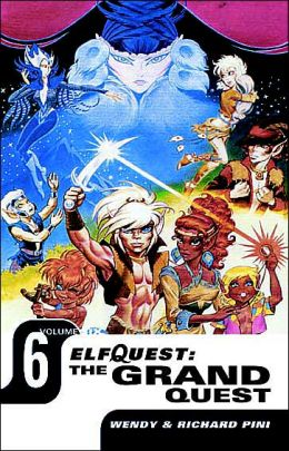 ElfQuest: The Grand Quest, Volume 6