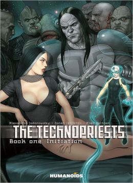 The Technopriests, Book 1: Initiation