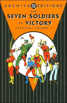Seven Soldiers of Victory: Archives, Volume 1