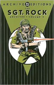 The Sgt. Rock Archives, Volume 3