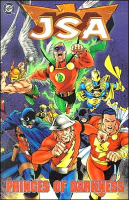 JSA, Volume 7: Princes of Darkness