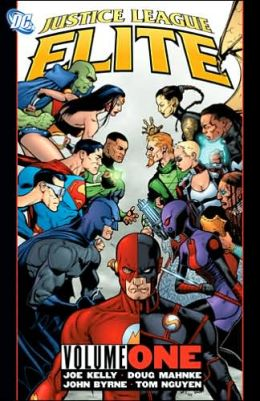 Justice League Elite: Volume 1