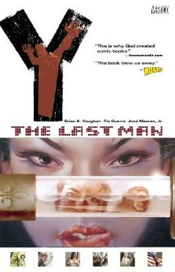 Y: The Last Man, Volume 5: Ring of Truth