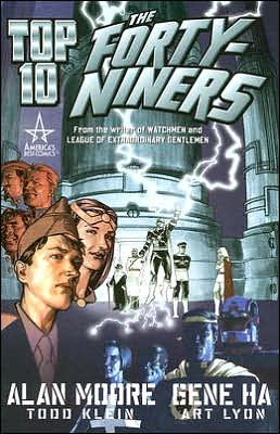 Top Ten: The Forty-Niners