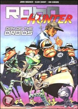 Day of the Droids: Robo-Hunter