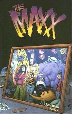 The Maxx: Book 5