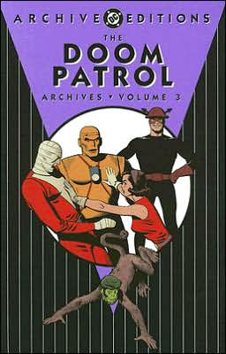 Doom Patrol Archives, Volume 3