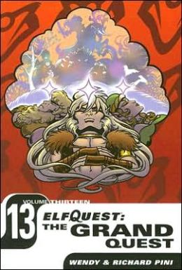 Elfquest: The Grand Quest - Volume Thirteen