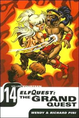 Elfquest: The Grand Quest - Volume Fourteen