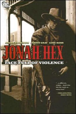 Jonah Hex: Face Full of Violence