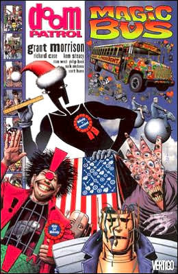 Doom Patrol Volume 5: Magic Bus