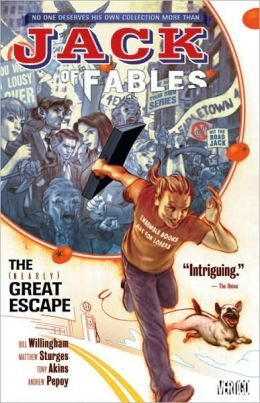 Jack of Fables, Volume 1: The (Nearly) Great Escape