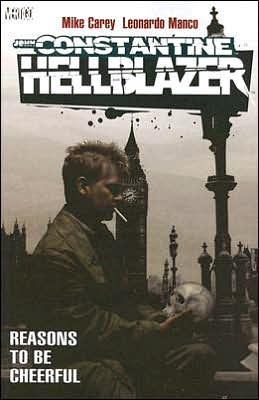 John Constantine Hellblazer: Reasons to be Cheerful