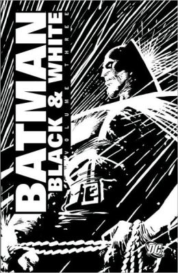Batman Black & White, Volume Three