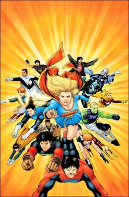Supergirl and the Legion of Super-Heroes Vol. 5: The Dominator War