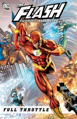 The Flash - The Fastest Man Alive Vol. 2: Full Throttle
