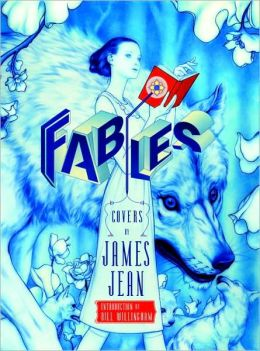 Fables Covers: The Art of James Jean Volume 1