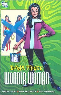 Diana Prince: Wonder Woman - Volume 1