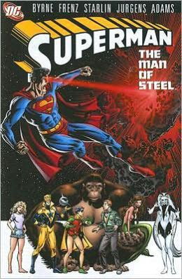 Superman: The Man of Steel, Volume 6