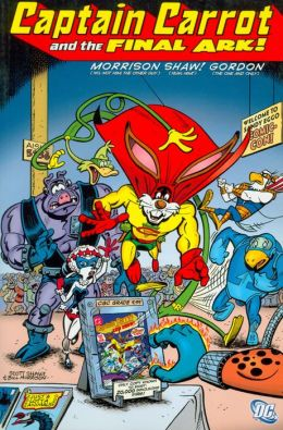 Captain Carrot and the Final Ark