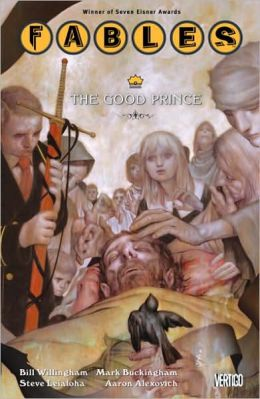 Fables, Volume 10: The Good Prince