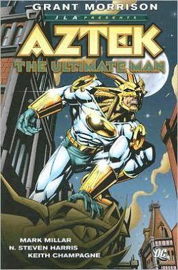 JLA Presents: Aztek - The Ultimate Man
