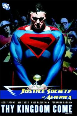 Justice Society of America, Volume 2: Thy Kingdom Come Part 1
