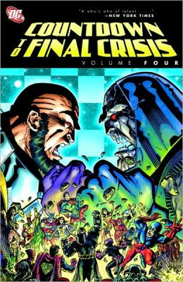 Countdown to Final Crisis Vol. 04