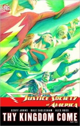 Justice Society of America: Thy Kingdom Come, Part Two