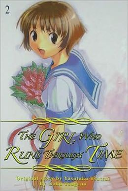 The Girl Who Runs Through Time, Volume 2