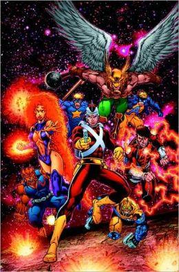 Rann/Thanagar Holy War Vol. 1