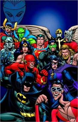 JLA Deluxe Edition Vol. 2