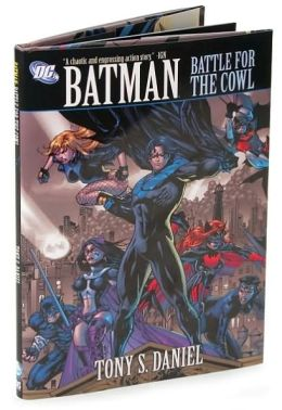 Batman: Battle for the Cowl HC