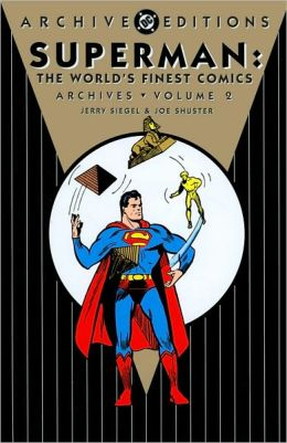 Superman: The World's Finest Comics Archives, Volume 2