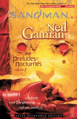 The Sandman, Volume 1: Preludes and Nocturnes (New Edition)