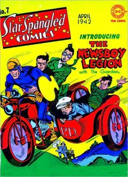 The Newsboy Legion Vol. 1 Featuring Joe Simon & Jack Kirby