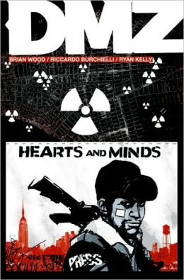 DMZ, Volume 8: Hearts and Minds